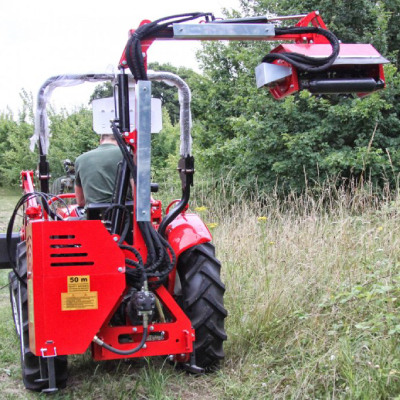 Hedge Cutter Flail