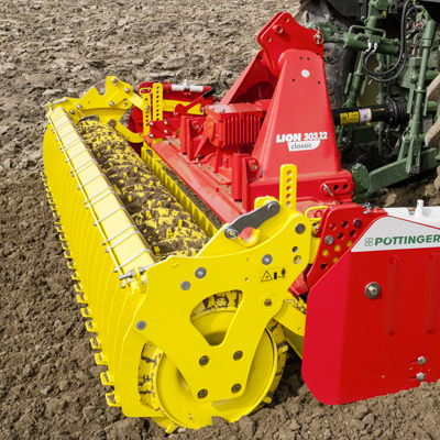 Power Harrow Tines