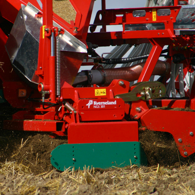 Power Harrow Scraper