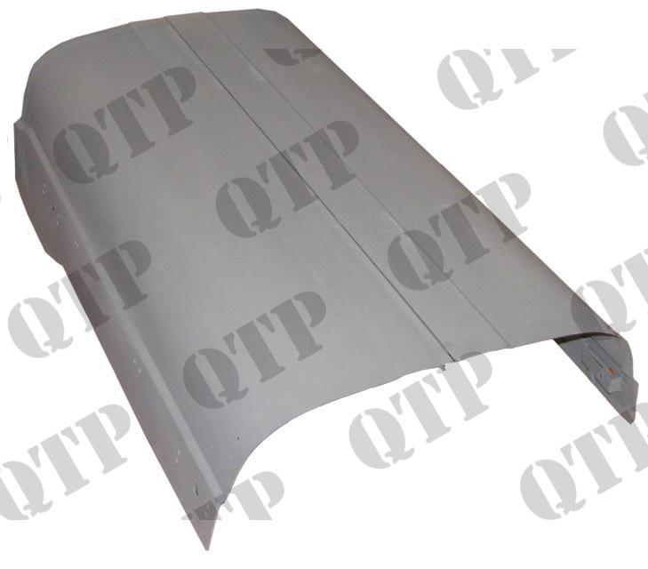 Bonnet Fordson Major - No Air Breather Hole