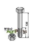 Bolt - M16 x 2 - 10.9