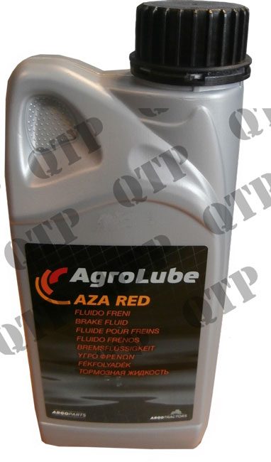 Brake Fluid Landini AZA Red