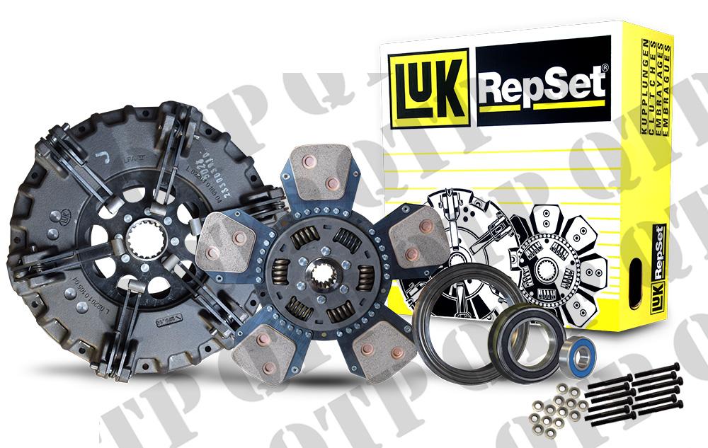 Clutch Kit Renault Temis 610X 610Z c/o Bearin