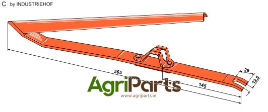 Crops lifter CM300