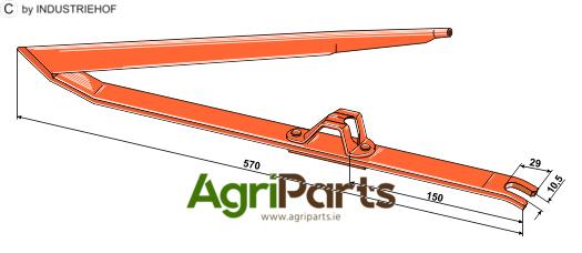 Crops lifter CM400