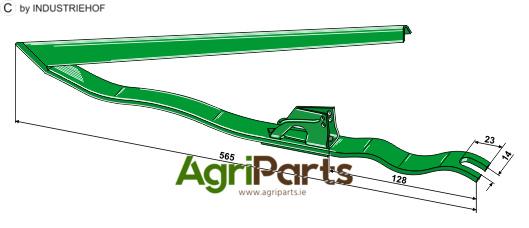 Crops lifter ASX100