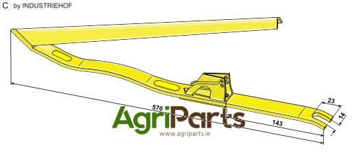 Crops lifter ASX127